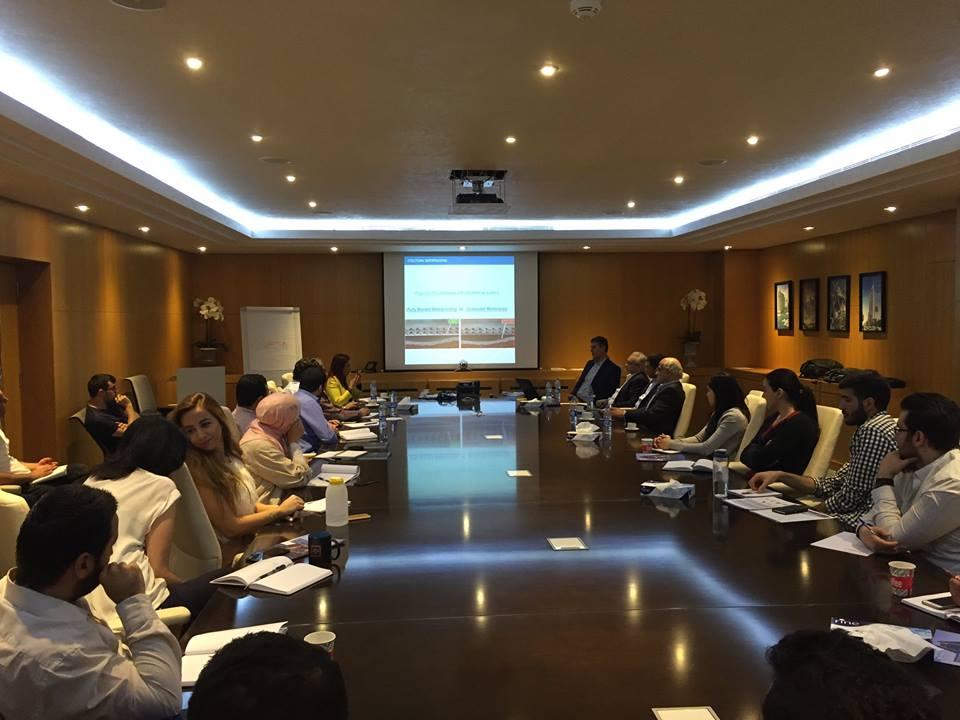 Dar Al Handasah Amman Preprufe Plus System Presentation